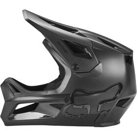 Fox Rampage Helmet Youth, negro